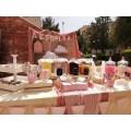 Στολισμος candy bar με θεμα την πεταλουδα  Στολισμοι Βαπτισης  Ειδη Συσκευασιας - apackshop.gr